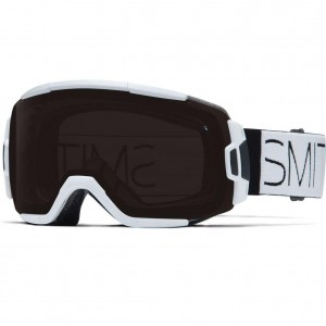 Gogle Smith VICE WHITE BLACKOUT VC6BKWBL15