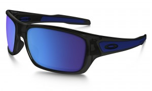 Okulary Oakley Turbine Black Ink Sapphire Iridium OO9263-05