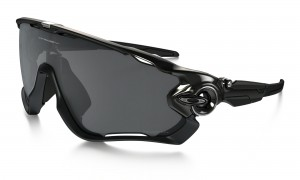 Okulary Oakley Jawbreaker Polished Black/Black Iridium Polarized OO9290-07