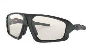 Okulary Oakley Field Jacket Matte Black Clear Black Iridum Photochromic OO9402-0664