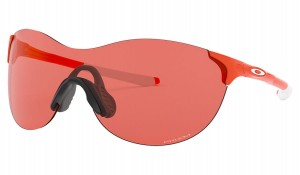 Okulary Oakley EVZero Ascend Safety Orange Prizm Peach OO9453-06