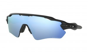 Okulary Oakley Radar EV Path Matte Black Prizm Deep H2O Polarized OO9208-55
