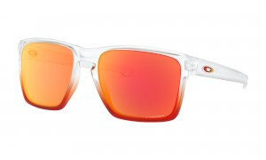 Okulary Oakley Sliver XL Ruby Mist Collection Prizm Ruby OO9341-2757