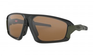 Okulary Oakley Field Jacket Matte Black Prizm Tungsten Polarized OO9402-07