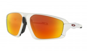 Okulary Oakley Field Jacket Matte White Prizm Ruby OO9402-02