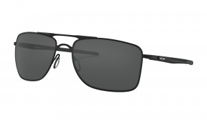 Okulary Oakley Gauge 8 M Matte Black Grey OO4124-01
