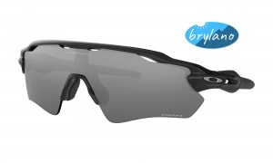 Okulary Oakley Radar EV Path Polished Black Prizm Black OO9208-52