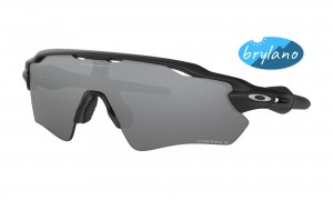 Okulary Oakley Radar EV Path Matte Black Prizm Black Iridium Polarized OO9208-5138