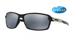 Okulary Oakley Carbon Shift Matte Black Black Iridium Polarized OO9302-03