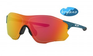 Okulary Oakley EVZero Path Aero Grid Sky Prizm Ruby OO9308-22