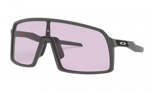 Okulary Oakley Sutro Matte Dark Grey Prizm Low Light OO9406-04