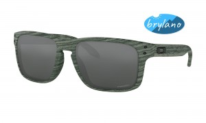 Okulary Oakley Holbrook Woodstain Collection IVYWOOD Prizm Black Iridium OO9102-H1
