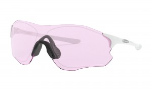 Okulary Oakley EVZero Path Polished White Prizm Low Light OO9308-21