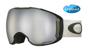 Gogle Oakley AIRBRAKE XL Dark Brush Grey Prizm Snow Black Iridium + Prizm HI Pink Iridium OO7071-40