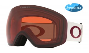 Gogle Oakley Flight Deck Vampirella Grey Prizm Snow Rose OO7050-71