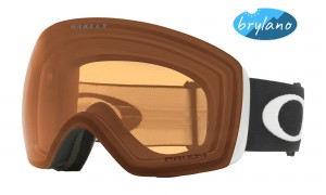 Gogle Oakley Flight Deck Matte Black Prizm Snow Persimmon OO7050-75