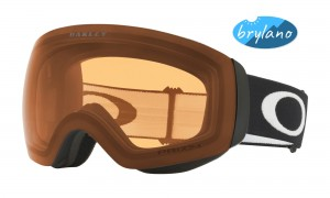 Gogle Oakley Flight Deck XM Matte Black Prizm Snow Persimmon OO7064-84