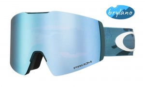 Gogle Oakley Fall Line XL Mark McMorris Clas Camo Blue Prizm Snow Sapphire Iridium OO7099-17