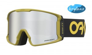 Gogle Oakley Line Miner Factory Pilot Progression Prizm Snow Black Iridium OO7070-46