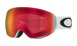 Gogle Oakley Flight Deck XM Matte White Prizm Torch Iridium OO7064-24