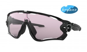 Okulary Oakley Jawbreaker Polished Black Prizm Low Light OO9290-54