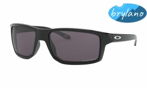 Okulary Oakley Gibston Polished Black Prizm Grey OO9449-01