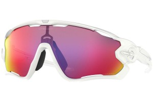 Okulary Oakley Jawbreaker Polished White Prizm Road OO9290-55