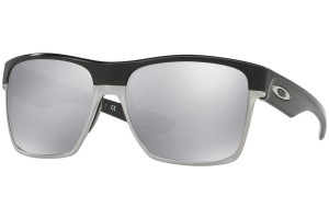 Okulary Oakley TwoFace XL Polished Black Chrome Iridium OO9350-07