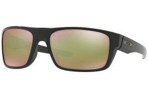Okulary Oakley Drop Point Polished Black Prizm Shallow Water Polarized OO9367-15