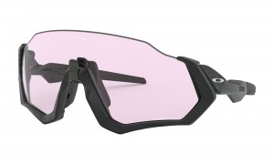 Okulary Oakley Flight Jacket Polished Black Prizm Low Light OO9401-21