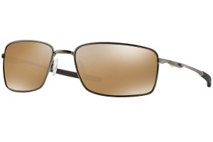 Okulary Oakley Square Wire Tungsten Tungsten Iridium Polarized OO4075-06
