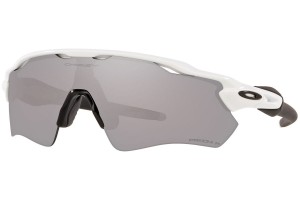 Okulary Oakley Radar EV Path Polished White Prizm Black Iridium Polarized OO9208-94