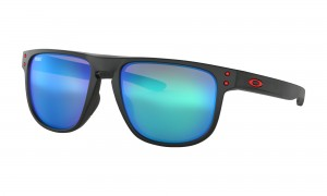 Okulary Oakley Holbrook R Maverick Vinales Collection Matte Black Prizm Sapphire OO9377-13