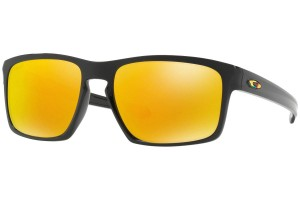 Okulary Oakley Sliver VALENTINO ROSSI Collection Polished Black Fire Iridium OO9262-27