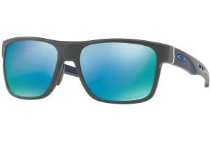 Okulary Oakley Crossrange Matte Dark Grey Prizm H2O Polarized OO9361-09