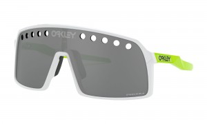 Okulary Oakley Sutro Vent Polished White Prizm Black OO9406-13