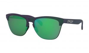 Okulary Oakley Frogskins Lite Journey Collection Green/Purple Shift Prizm Jade OO9374-24