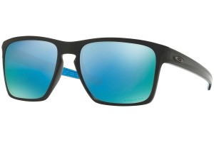Okulary Oakley Sliver XL Polished Black Prizm Deep Water Polarized OO9341-12