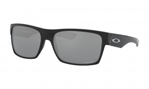 Okulary Oakley TwoFace Polished Black Prizm Black Iridium OO9189-37