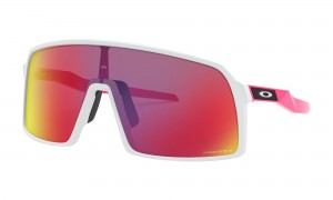Okulary Oakley Sutro Jolt Collection Matte White Prizm Road OO9406-17