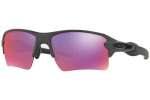 Okulary Oakley Flak 2.0 XL Steel Prizm Road OO9188-49