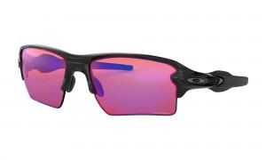Okulary Oakley Flak 2.0 XL Polished Black Prizm Trail OO9188-06