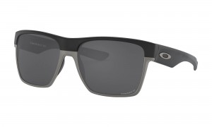Okulary Oakley TwoFace XL Matte Black Prizm Black Polarized OO9350-10