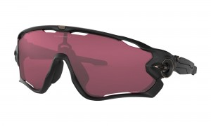 Okulary Oakley Jawbreaker Matte Black Prizm Snow Black OO9290-52
