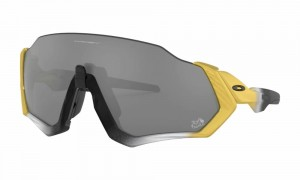 Okulary Oakley Flight Jacket Tour de France Trifecta Fade Prizm Black OO9401-22