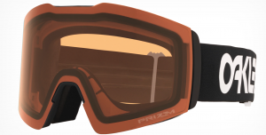 Gogle Oakley Fall Line XL Factory Pilot Black Prizm Snow Persimmon OO7099-29