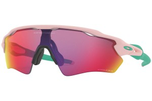 Okulary Oakley Radar EV XS Path Matte Pink Prizm Road OJ9001-14