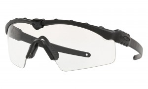 Okulary Oakley SI Industrial M Frame 3.0 PPE Black Clear OO9146-50
