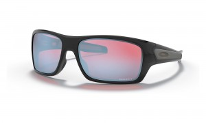 Okulary Oakley Turbine Polished Black Prizm Snow Sapphire OO9263-60