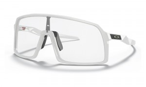 Okulary Oakley Sutro Polished White Clear OO9406-54